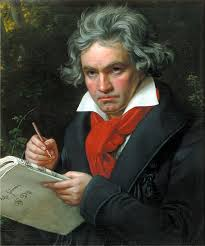 beethoven the grumpy composer