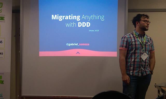 Gabriel Somoza How to Migrate Anything with DDD