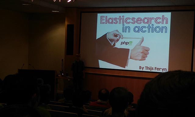elastic search in action talk