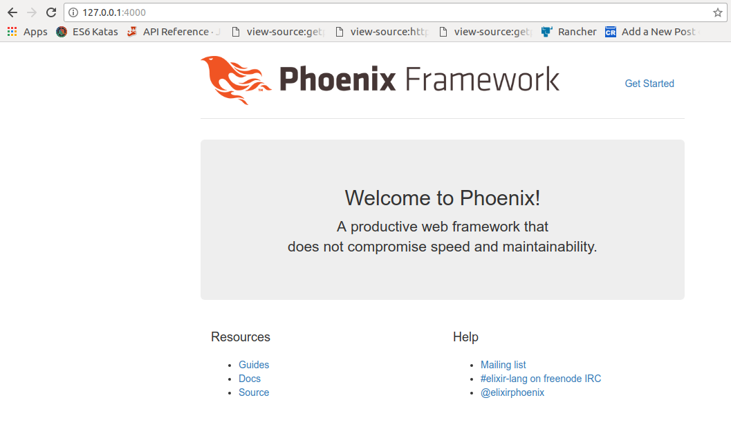 Docker Compose Tutorial For Elixir and Phoenix Framework