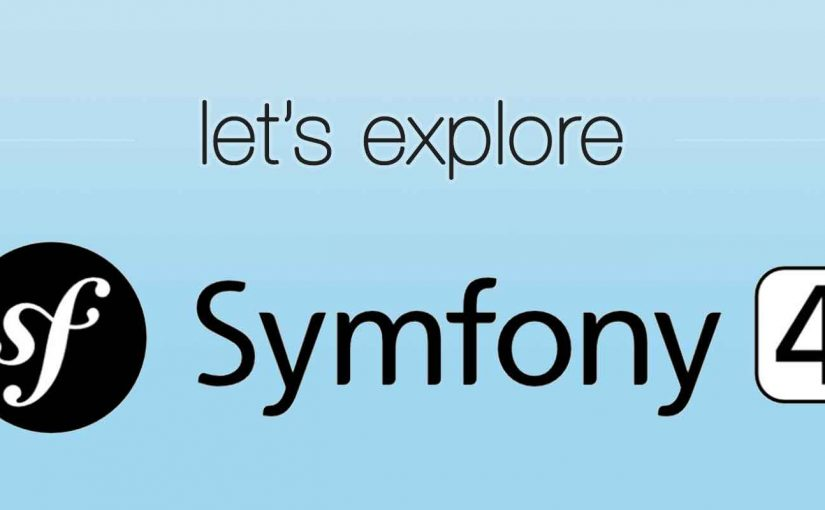 The First Symfony 4 Tutorial Is Here