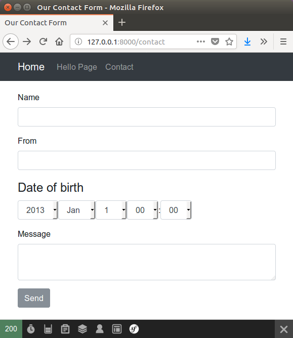 symfony-4-contact-form-bootstrap-4-layout